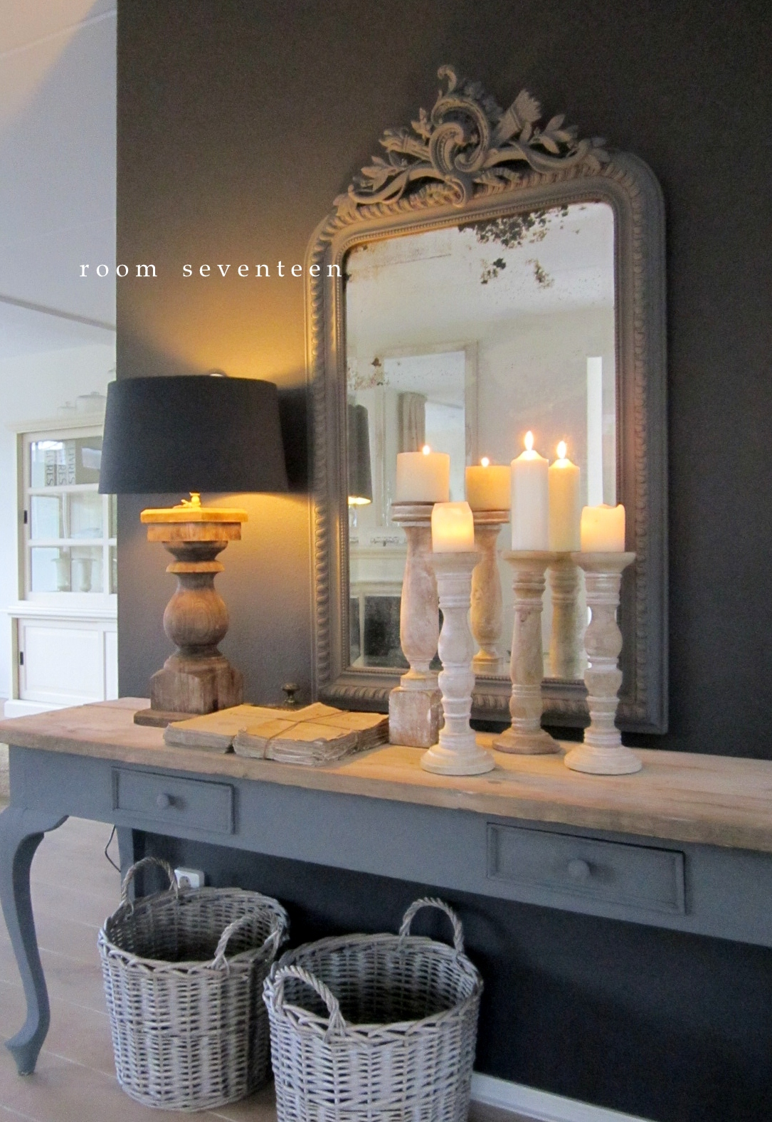 Brocante inspiratie room17 for Goossens interieur
